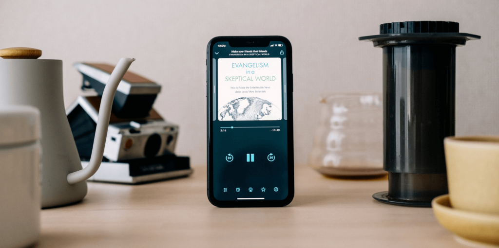 Christian Podcasts For College Students